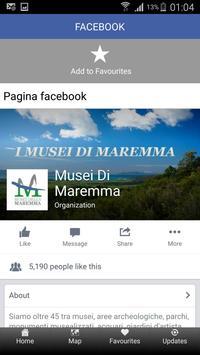 Rete Museale Maremma apk screenshot