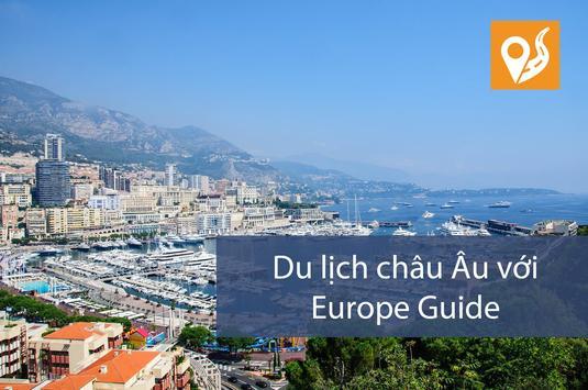Europe Guide apk screenshot