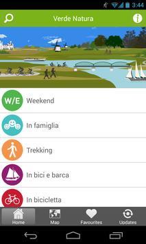 Verde Natura: viaggi e vacanze apk screenshot