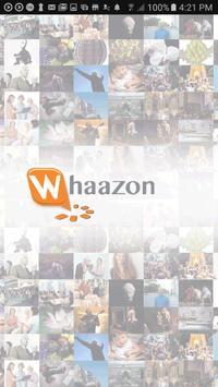 Whaazon - Multi Channels poster
