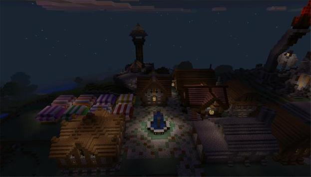 The Cloudy Kingdom Map Guide apk screenshot