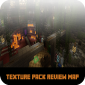 Map Texture Pack Review MCPE icon
