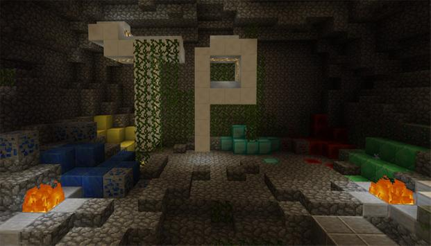 Map Texture Pack Review MCPE poster