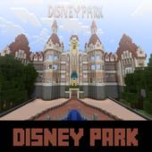 Map DisneyPark For MCPE icon