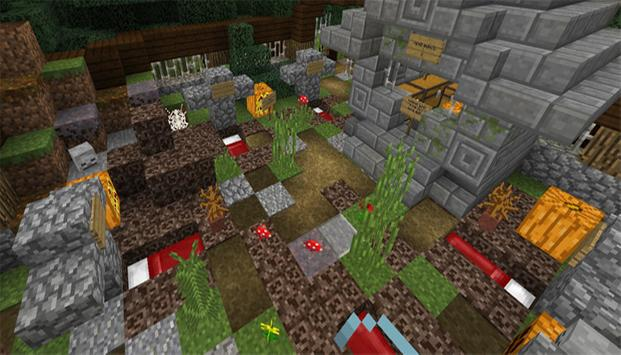 Map Infected Village For MCPE apk screenshot