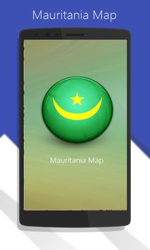 Mauritania Map For Android APK Download - Mauritania map download