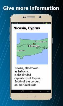 Map of United States screenshot 1