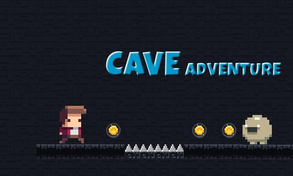 Runner : Cave Adventure poster