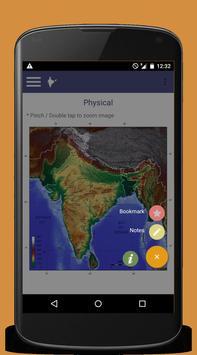 India Map Atlas - 250+ maps apk screenshot
