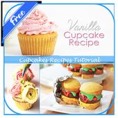 Cupcakes Recipes Tutorial icon
