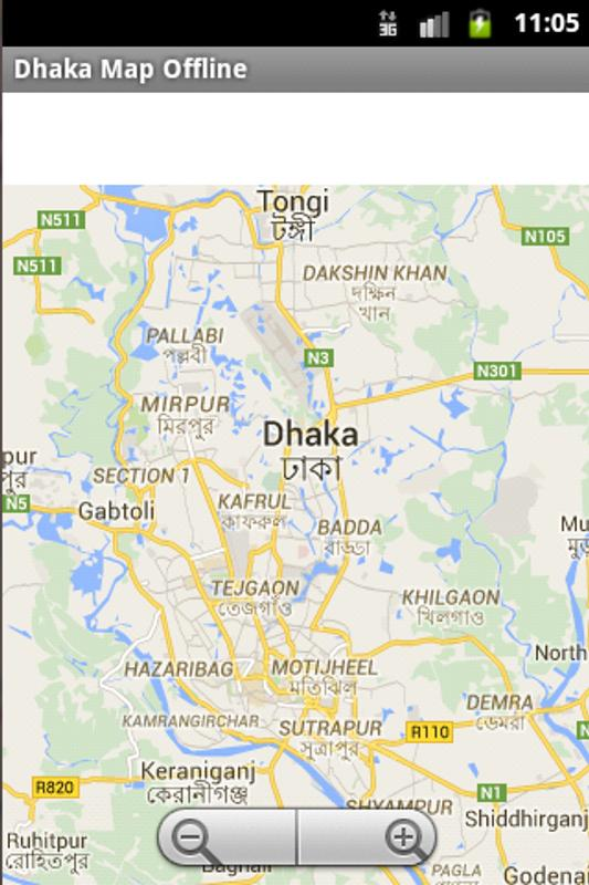 Dhaka City Maps Offline for Android - APK Download