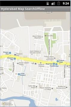 Hyderabad Map Offline Search for Android - APK Download on