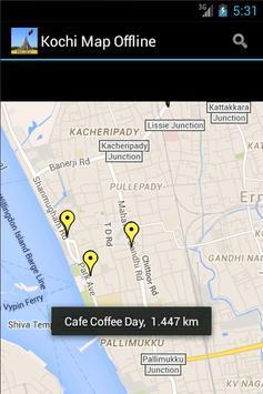 Kochi City Maps Offline apk screenshot
