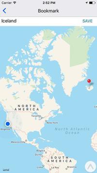 Map Bookmark screenshot 1