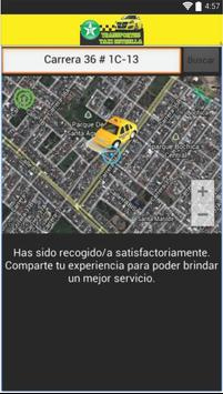 Transportes taxi estrella User screenshot 4