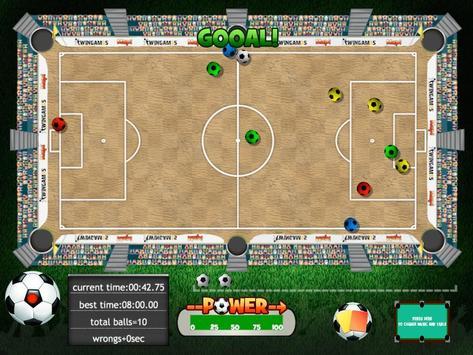 Chiello Pool Soccer screenshot 1
