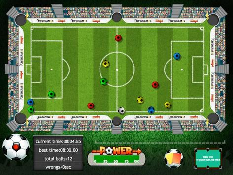 Chiello Pool Soccer screenshot 2