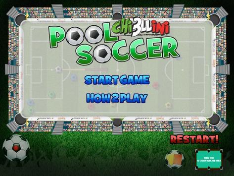 Chiello Pool Soccer screenshot 3