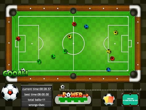 Chiello Pool Soccer screenshot 4