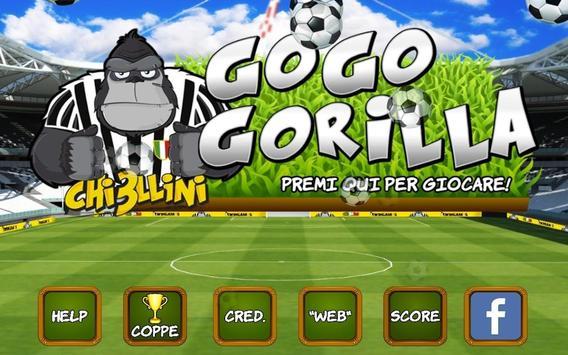 Go Go Gorilla poster