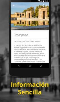 Mapissimo Madrid screenshot 1