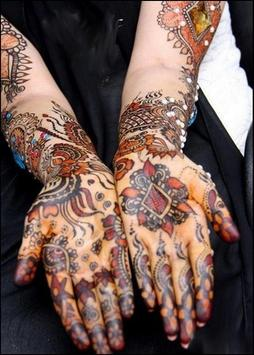 Mehndi Design Ideas poster