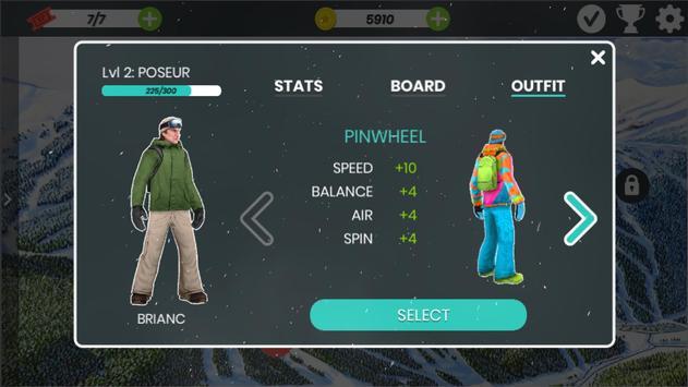 Snowboard Party: Aspen 截图 3