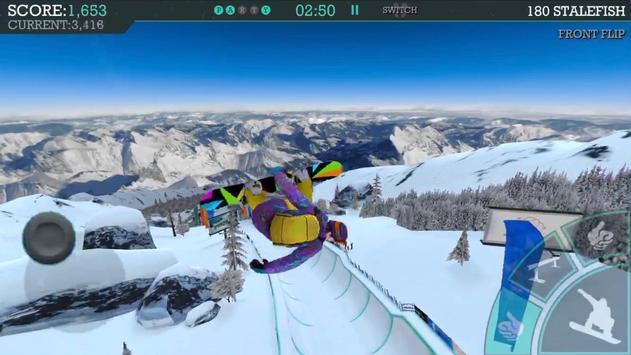 Snowboard Party: Aspen 截图 1