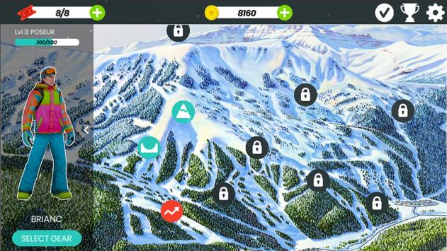 Snowboard Party: Aspen screenshot 2