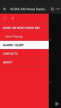 News Radio 880 KCMX-AM screenshot 1