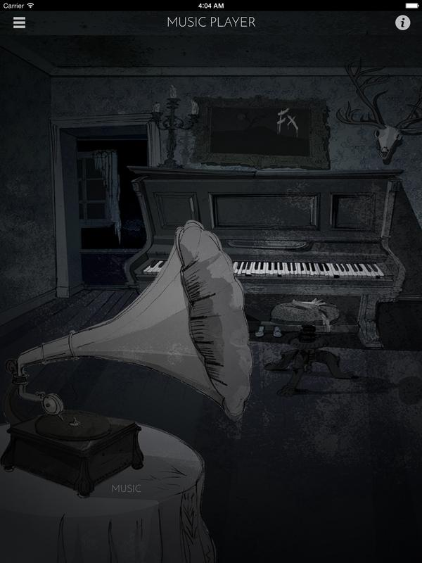 free haunted house music download
