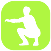 Squats and Lunges icon