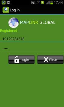 MAPLINK GLOBAL screenshot 1