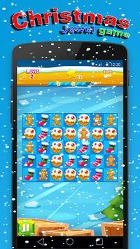 Santa Puzzle  match 3 game screenshot 3