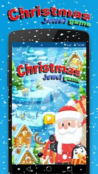 Santa Puzzle  match 3 game poster