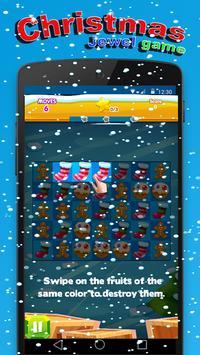 Santa Puzzle  match 3 game screenshot 7