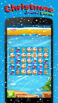 Santa Puzzle  match 3 game screenshot 5