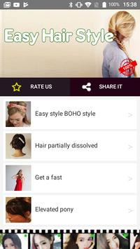 Hair Style Popular 2018 screenshot 1