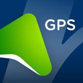 Mappy GPS Free icon
