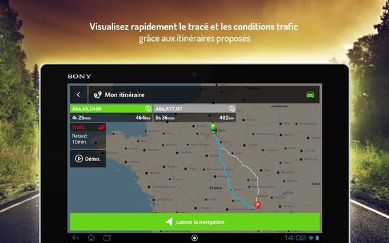 Mappy GPS Free screenshot 11