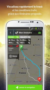 Mappy GPS Free screenshot 2