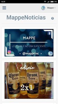 Mappe screenshot 2