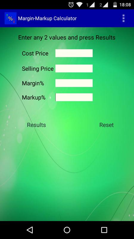 margin markup calculator beta apk download free business app for