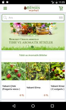 Orman Market poster