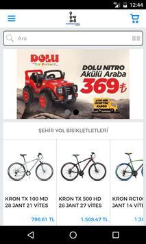 Bisikletciden poster