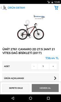 Bisikletciden apk screenshot