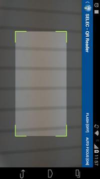 SELEC - QR Reader screenshot 1