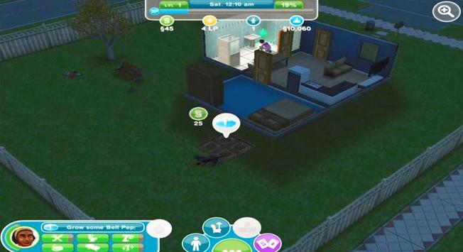 Guide for The Sims FreePlay poster