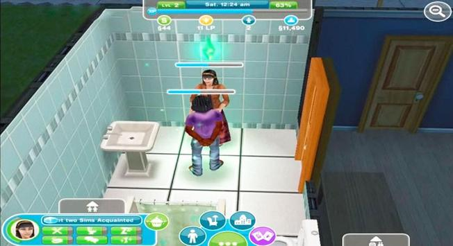 Guide for The Sims FreePlay screenshot 5