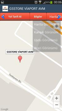 GS STORE Mağazaları apk screenshot